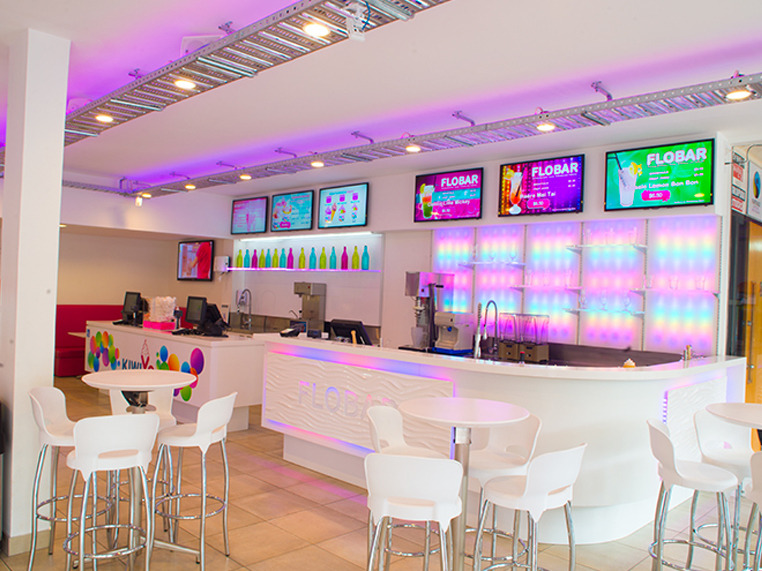 Frozen Yoghurt and Ice-cream Retail Business for Sale Auckland