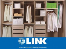 Wardrobe Sales and Installations  Business  for Sale