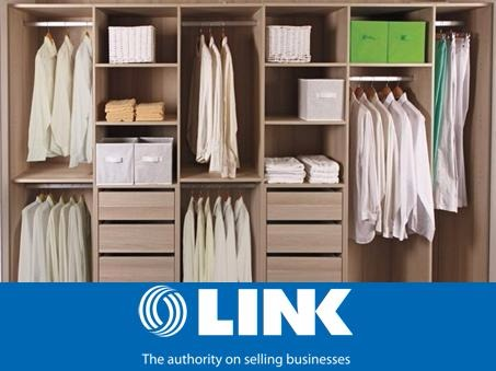 Wardrobe Sales and Installations Business for Sale Auckland