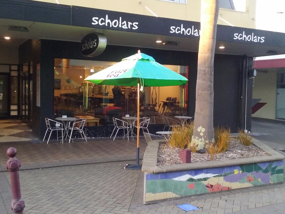 Cafe for Sale Palmerston North CBD