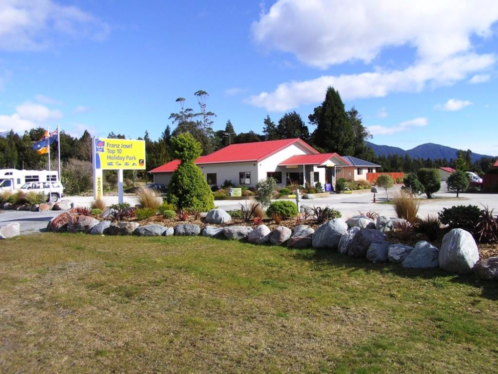 Freehold Holiday Park Business for Sale Franz Joseph Glacier