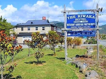Historic Hotel in NZ Summer Hot Spot for Sale in Riwaka