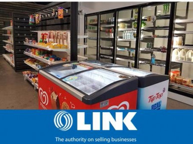 Convenience Store with Cafe  Business  for Sale