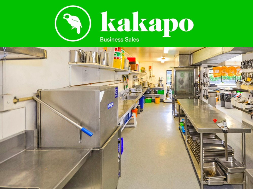 Commercial Kitchen and Catering Business for Sale North Shore