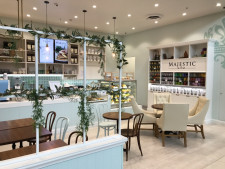 Majestic - Premium Cafe  Franchise  for Sale