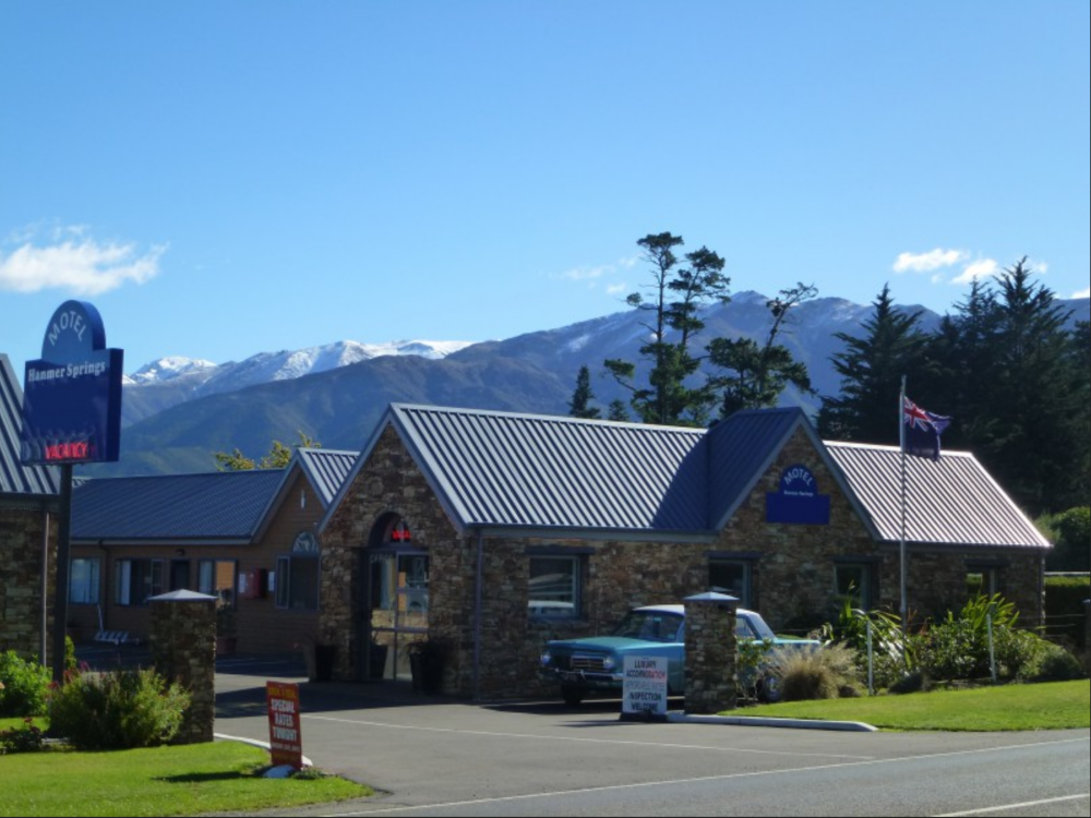 Motels for Sale Hanmer Springs