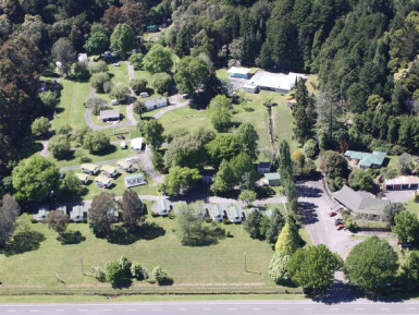 Holiday Park  Business  for Sale
