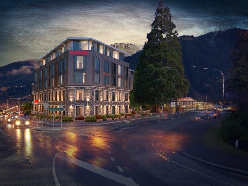 Ramada Queenstown Penthouse for Sale Queenstown