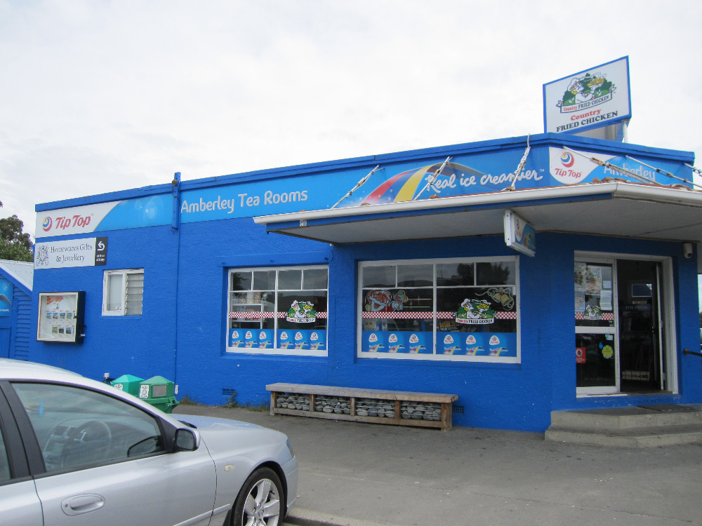 Blue Dairy Business for Sale Amberley Canterbury