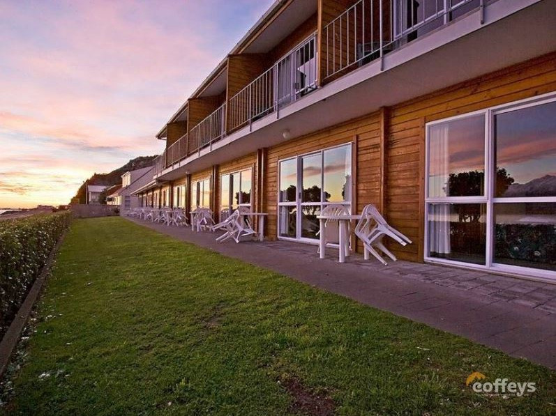 Motel with Sensational Views for Sale Kaikoura