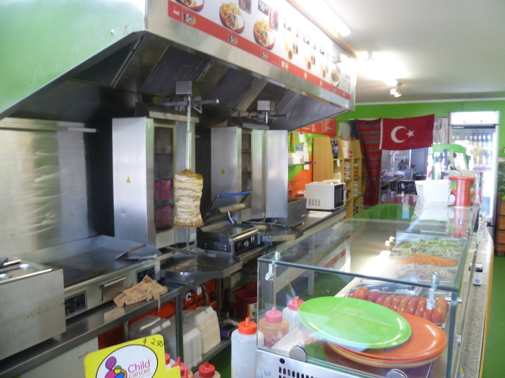 Food & Vegetable Wholesaler and Takeaway Business for Sale Christchurch