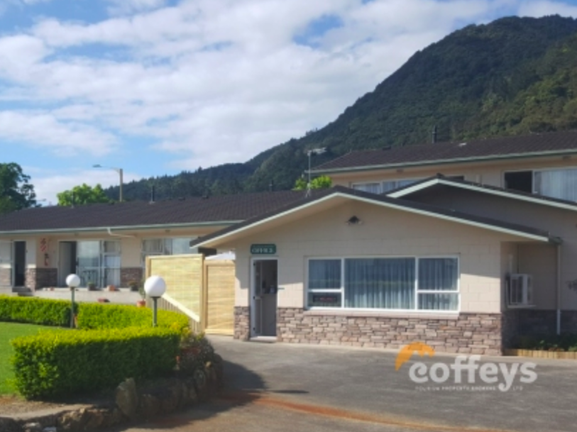 Freehold Country Motel for Sale Waikato