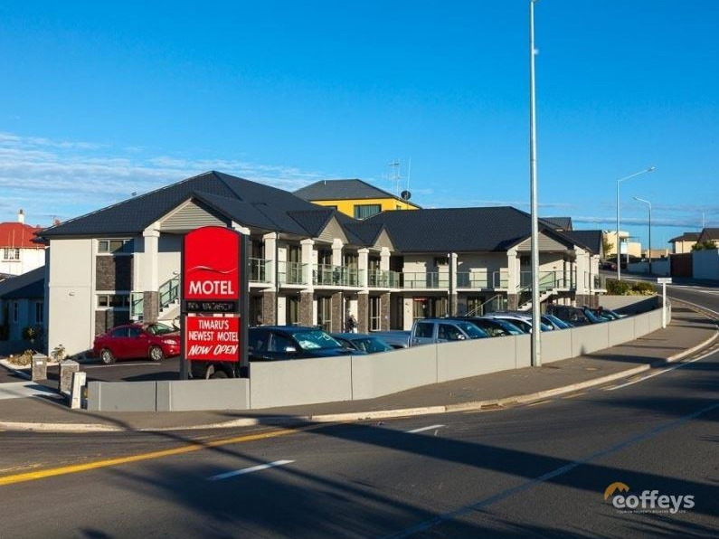 Motel for Sale Timaru Canterbury