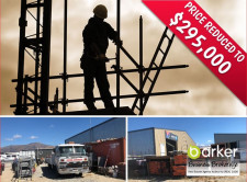 Booming Construction and Hire  Business  for Sale