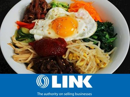 Korean Restaurant for Sale Auckland City