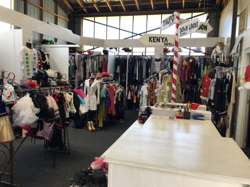 Costume Hire Business for Sale Taupo