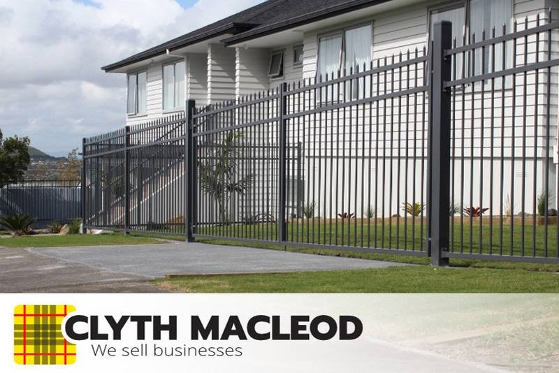 Fence and Gate Franchise Business for Sale Auckland