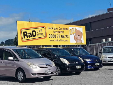 RaD Car Hire  Franchise  for Sale