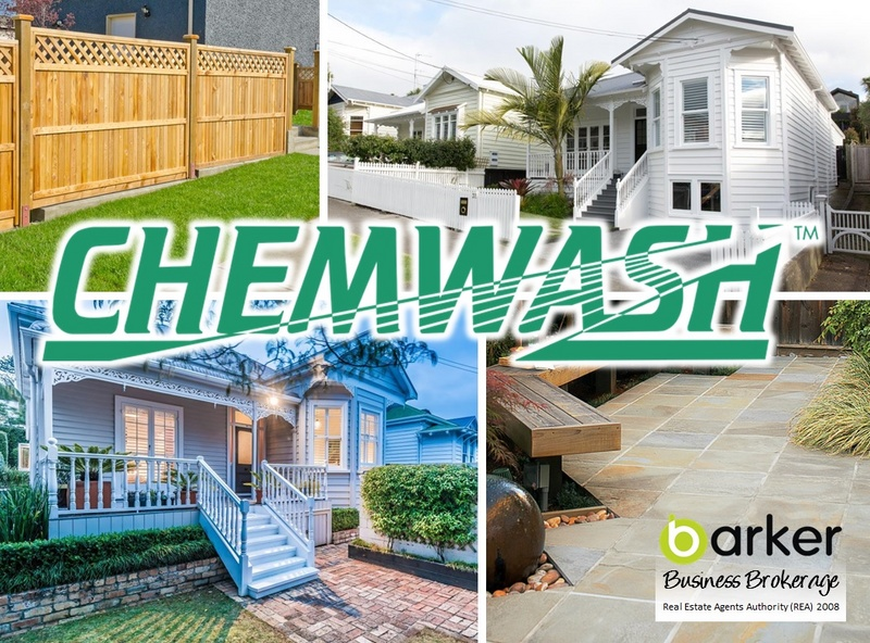 Chemwash Franchise Business for Sale Auckland