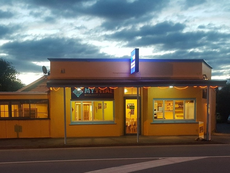 My Thai Restaurant and Takeaway for Sale Tahunanui Nelson
