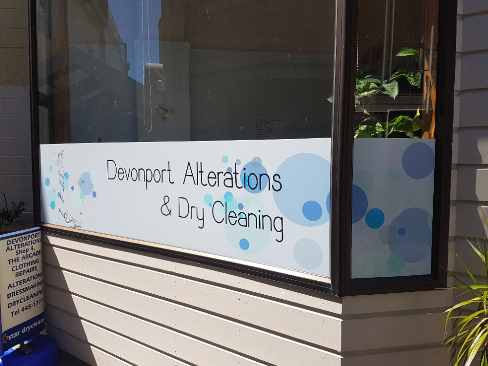 Clothing Alterations and Dry Cleaning Business for Sale Devonport Auckland