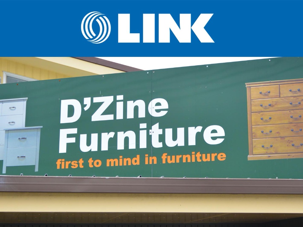 D'Zine Furniture Business for Sale Taupo