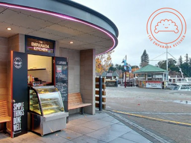 Waterfront Food Kiosk  Business  for Sale