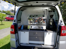 Mobile Coffee Van  Business  for Sale