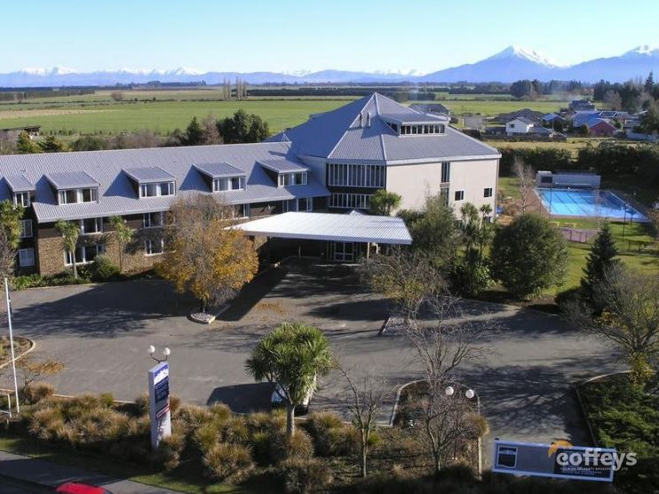 Resort Hotel for Sale Canterbury