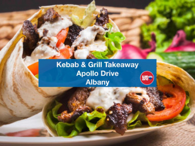 Kebab and Grill Takeaway  Business  for Sale