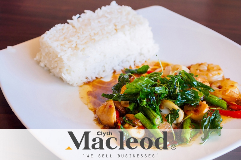 Licensed Thai Restaurant for Sale Tauranga