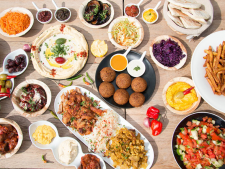 Licensed Middle Eastern Eatery  Business  for Sale