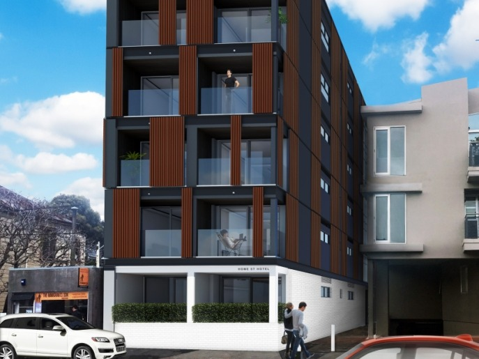 Boutique Hotel Accommodation Lease for Sale Wellington