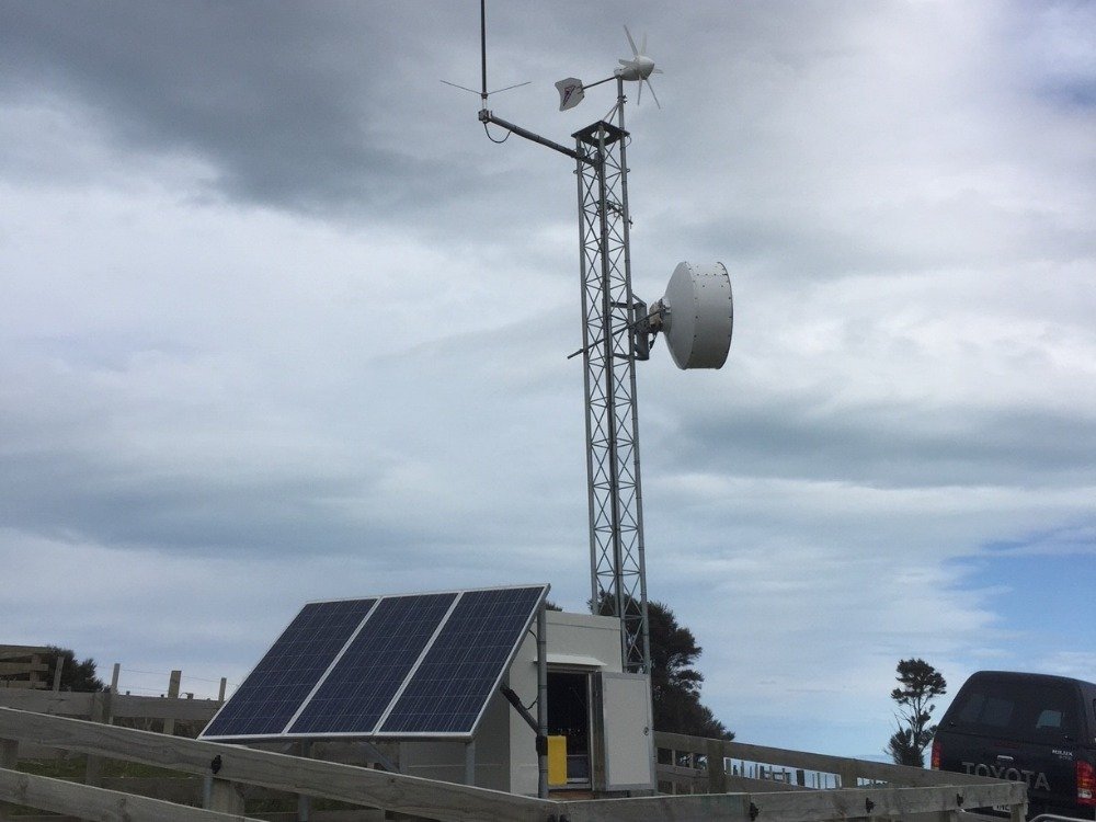 Digital Mobile Radio Network Business for Sale Napier