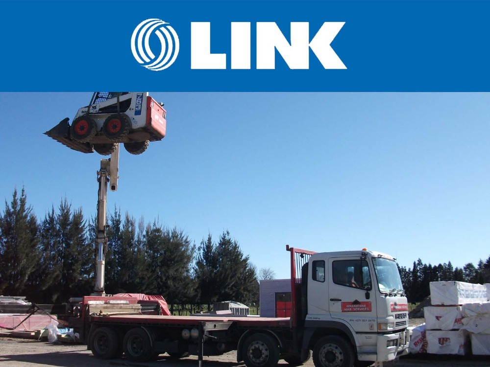 Hire Services Business for Sale Whakatane
