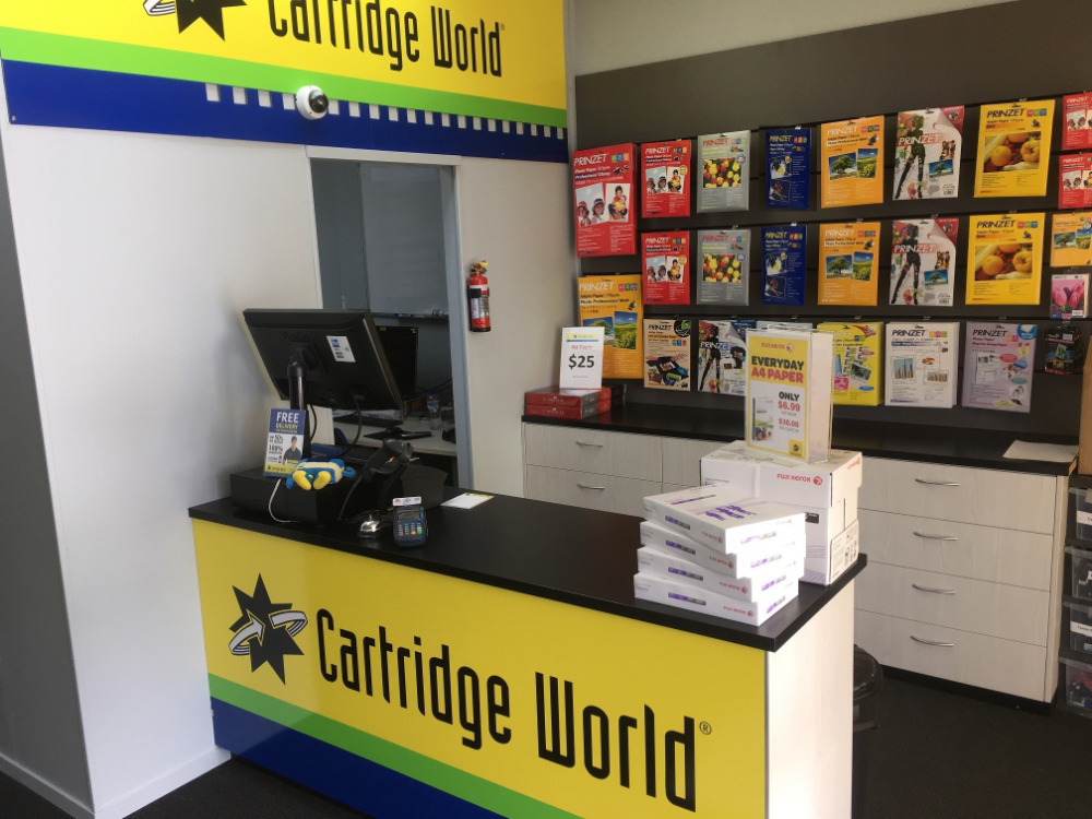 Printer Cartridge Refilling Service Business for Sale North Shore