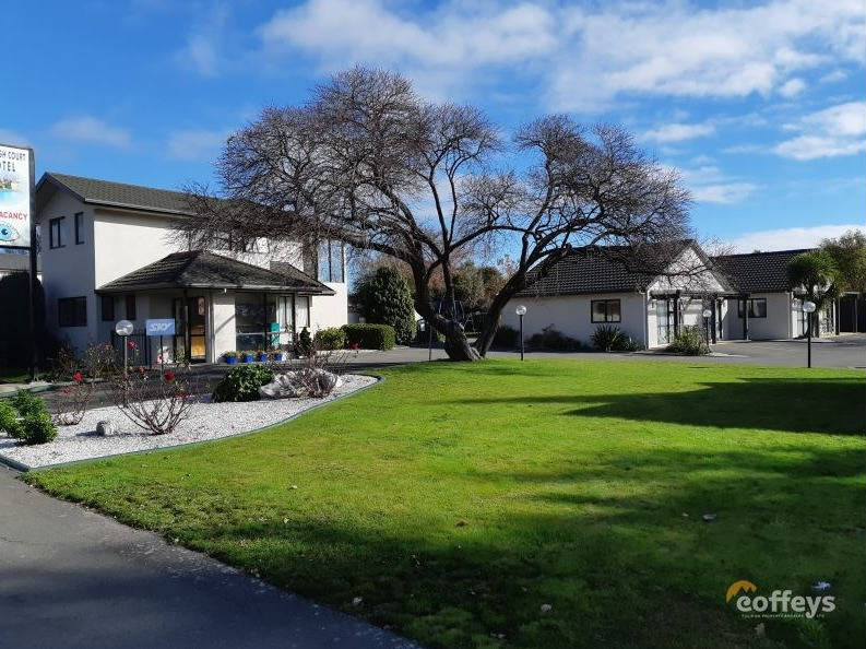 Motel for Sale Marlborough