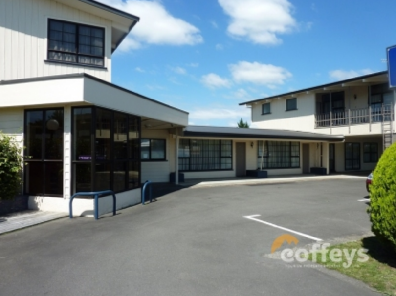 Lifestyle Motel Package for Sale Hawkes Bay