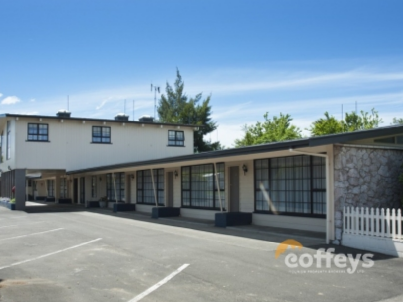 FHGC Motel for Sale Central Hawkes Bay