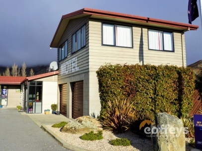 14 Unit Motel for Sale Otago