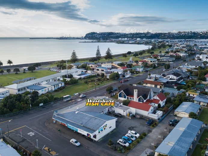 Fish Cafe and Takeaways for Sale Napier