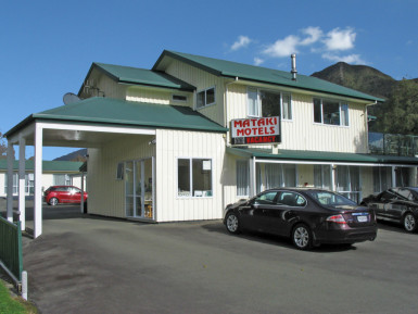 Mataki Motel - Freehold Going Concern  Business  for Sale