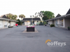 A Family Friendly Motel  Business  for Sale