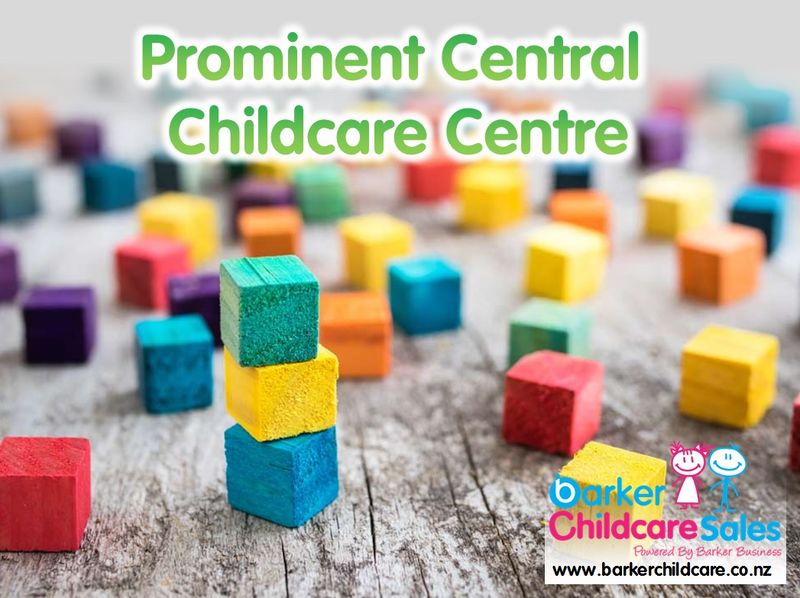 Prominent Early Childcare Centre Business for Sale Auckland Central