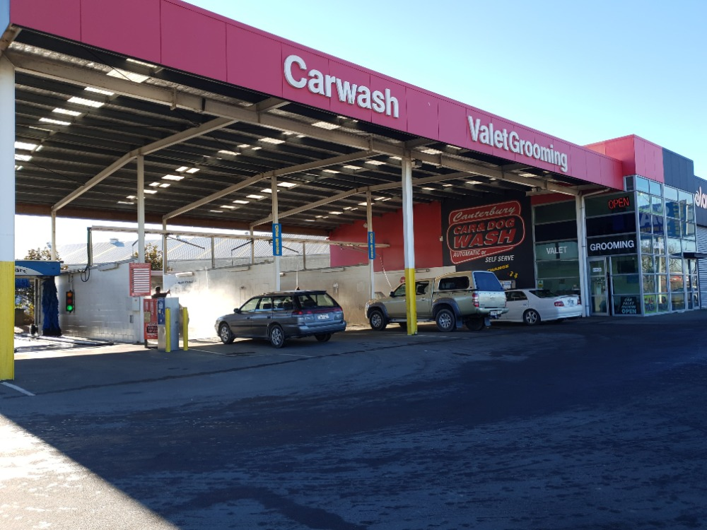 Car and Dog Wash  Business for Sale Christchurch