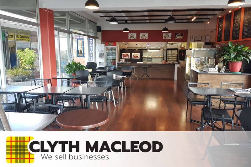 5 Day Cafe for Sale Auckland