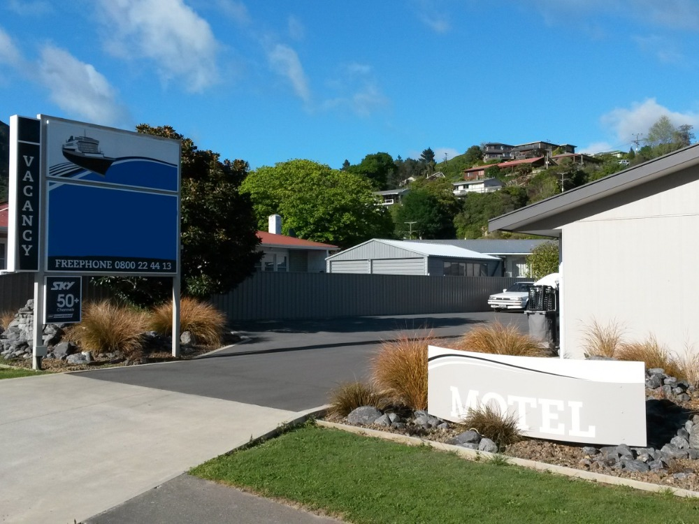 11 Unit Motel for Sale Marlborough