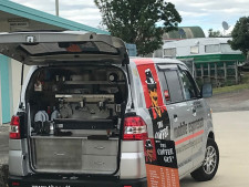Mobile Coffee  Franchise  for Sale