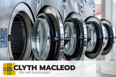 Commercial Laundry Business for Sale Auckland