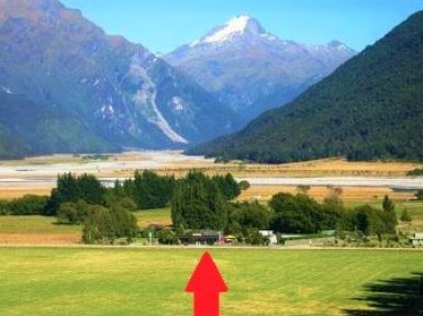 Country Cafe Bar and Campervan Park for Sale Makarora Otago